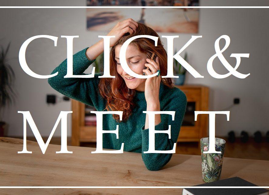 📲 CLICK & MEET 🛍